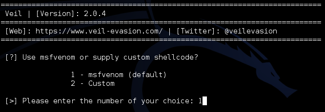 How to Bypass an Antivirus using Veil on Kali Linux ~ Hacking