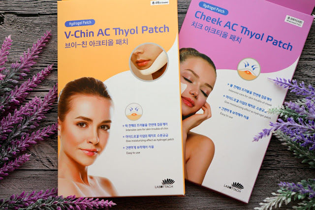 Labottach: V-Chin AC Thyol Patch, Cheek AC Thyol Patch
