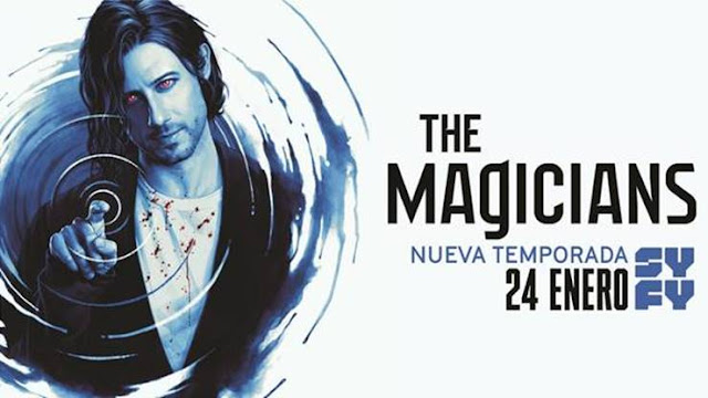 The Magicians, Series, SYFY