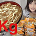 TRENDING: Japanese girl eats 3Kg of Ramen in one-sitting!!