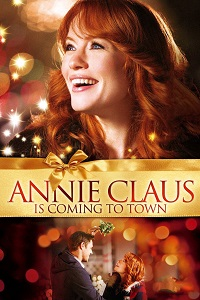 Poster Annie Claus is Coming to Town