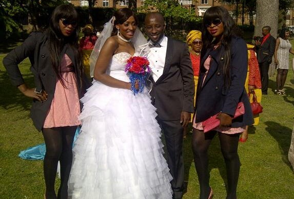 mama gee son wedding