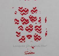 Messy Mansion stencil kits hearts plus chevrons