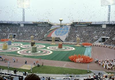 Московская XXII Олимпиада