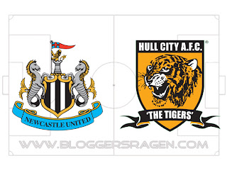 Prediksi Pertandingan Hull City vs Newcastle United