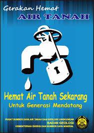 Poster Untuk Hemat Energi Air