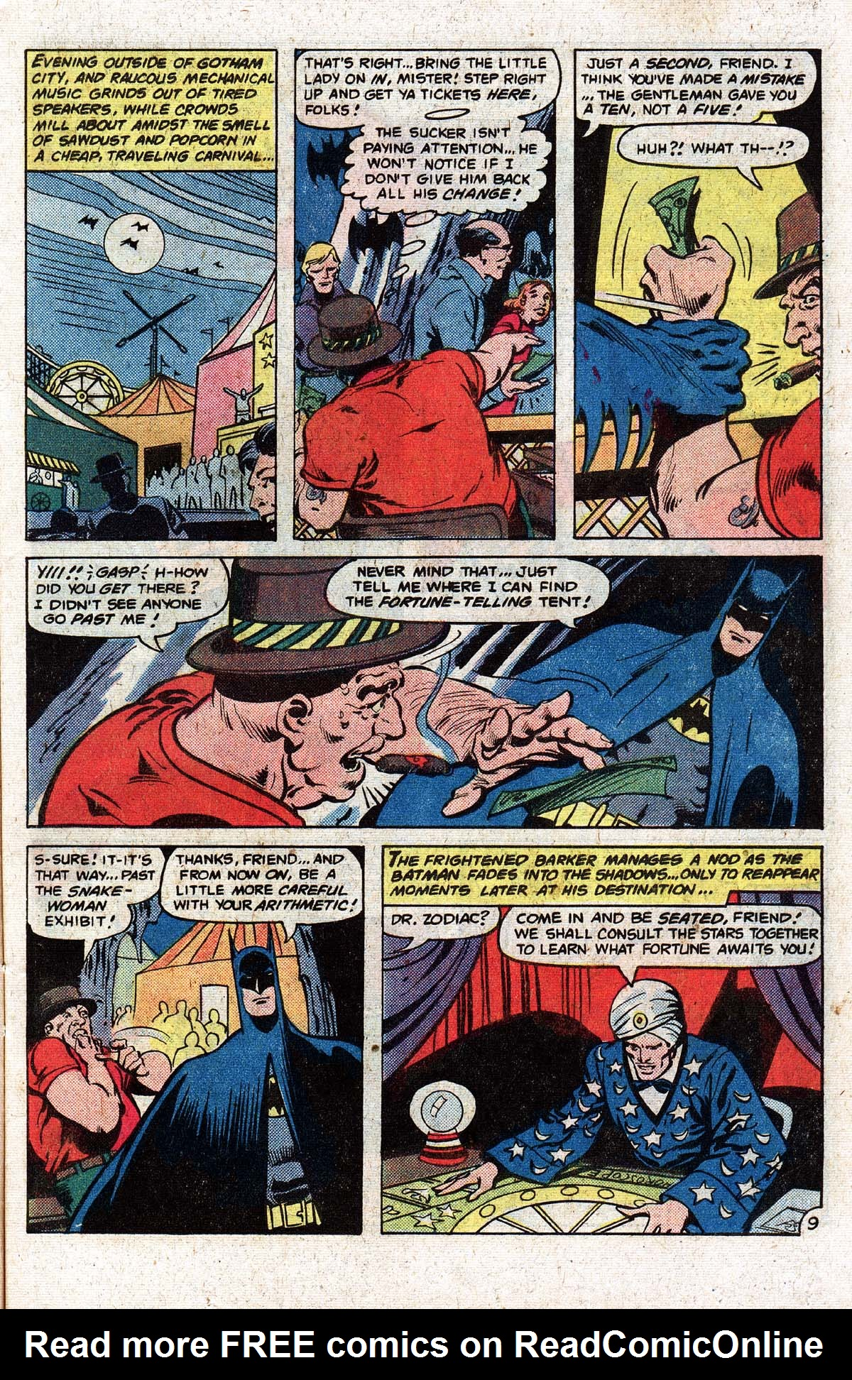 Read online World's Finest Comics comic -  Issue #268 - 11