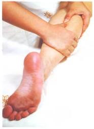 Teknik Pemijatan Tungkai Bagian Belakang ( Posterior Leg Massage)