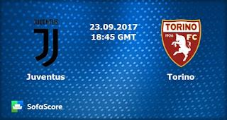 Ver Juventus vs Torino EN VIVO 23 de Septiembre 2017 Serie A