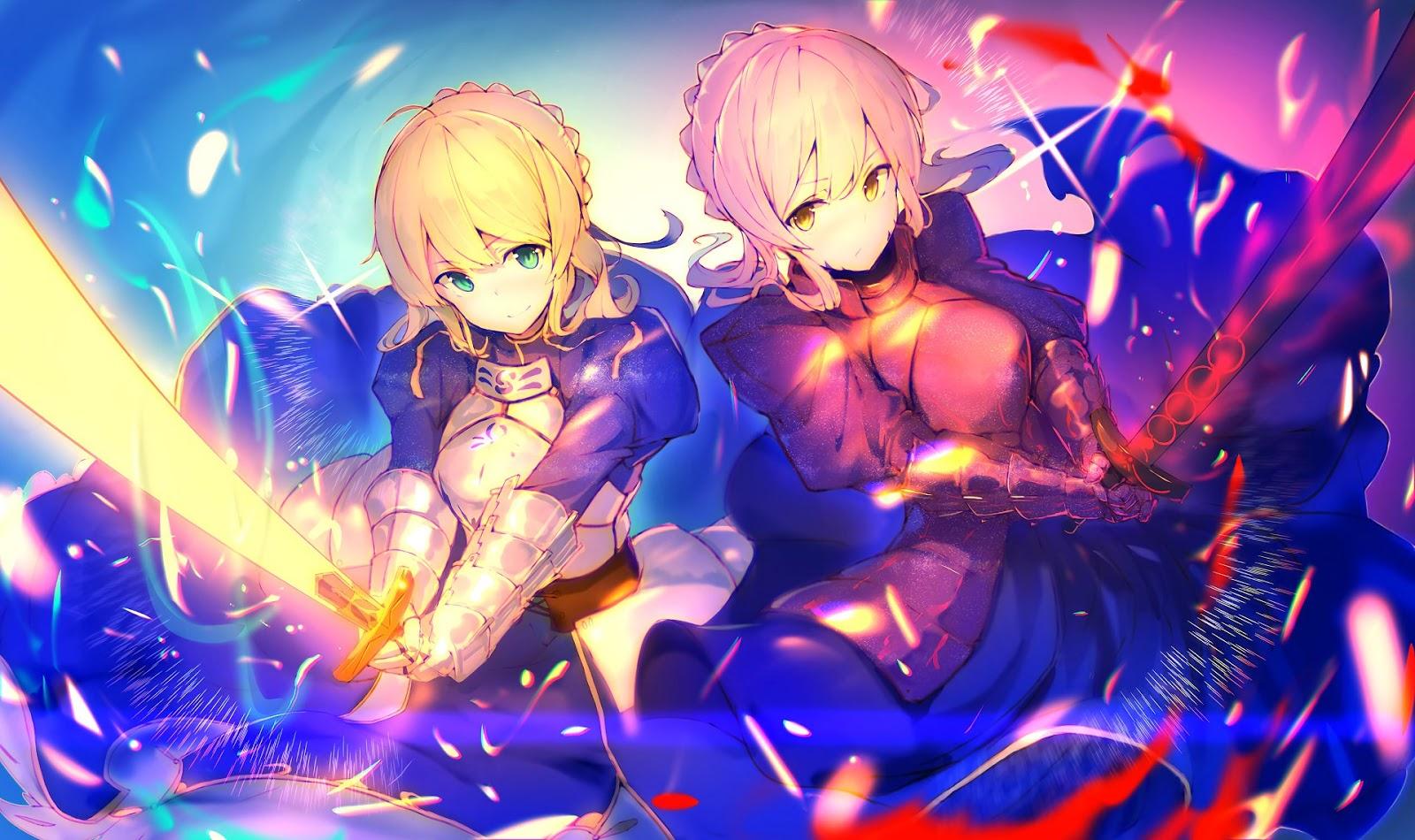 Fate AowVN%2B%252844%2529 - [ Hình Nền ] Anime Fate/GrandOrder tuyệt đẹp Full HD | Wallpaper