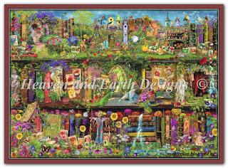 """HAED AISSSMC 15725 """"Supersized The Secret Garden Max Color"""""""