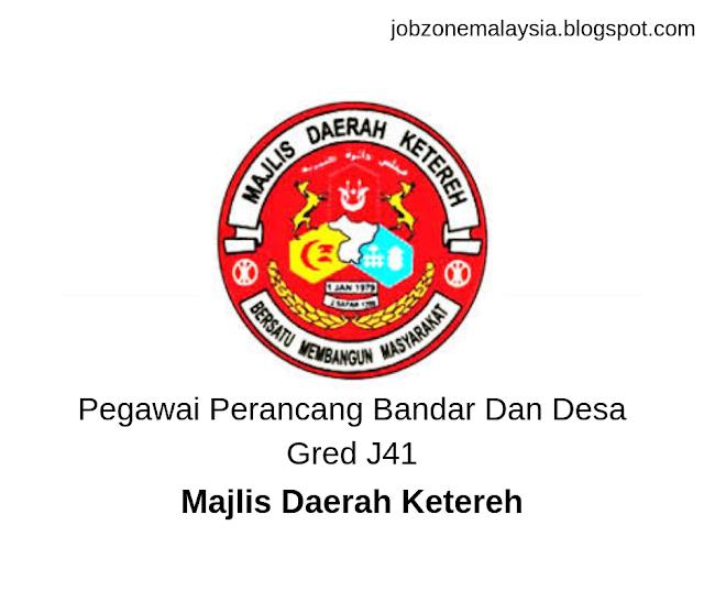 Pembantu Awam Sambilan Gred H11 - Majlis Daerah Ketereh