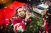 CRASHED ICE - Wedge y Thibault liderqaron el Mundial 2013
