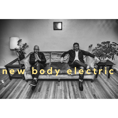"New Body Electric's ""Second LVR""  from the ""Interference"" album"
