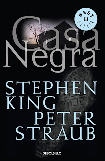 Casa negra Stephen King / Peter Straub