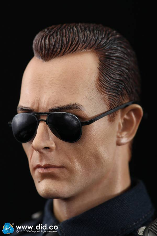 toyhaven: DID MA1009 1/6th scale LAPD Patrol Officer ...