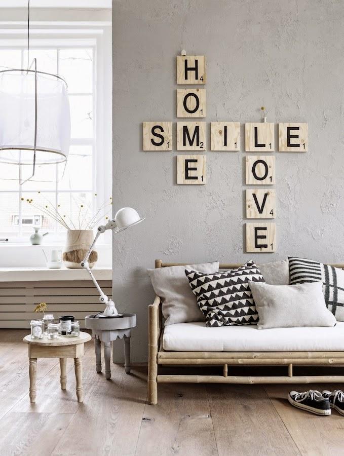 DIY letras