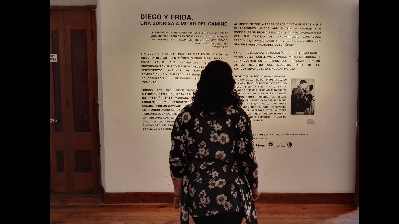 Típico te pasa: Diego, Frida y yo