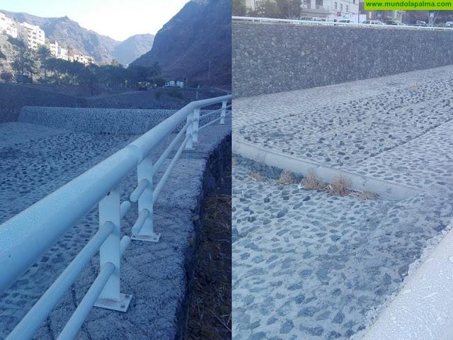 NC propone una remodelación del barranco de Las Nieves
