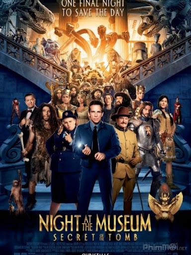 Đêm Ở Viện Bảo Tàng: Bí Mật Hầm Mộ
