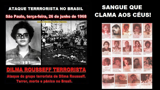 Revolução de 31/03 e os mortos que o Brasil não chora e não honra!