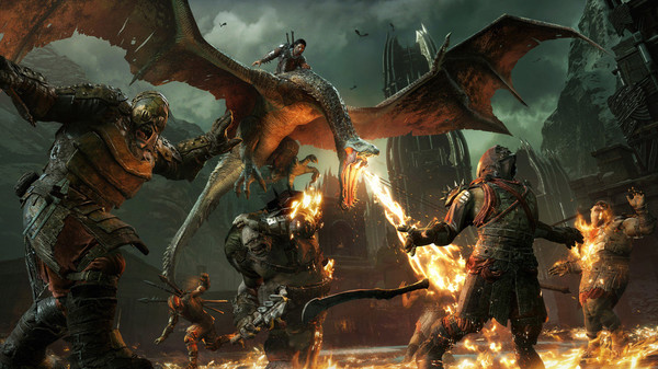 Middle Earth Shadow of War PC Free Download Screenshot 2