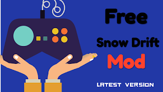 Snow Drift MOD Apk Download Unlimited Tickets