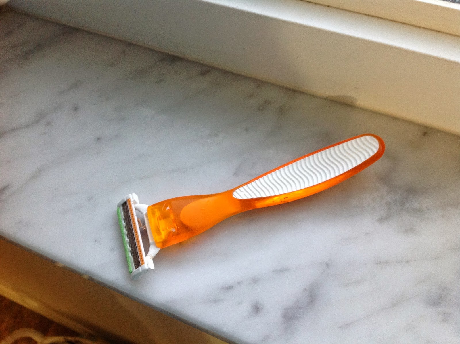 For Marfan Challenged a Clean Razor Can Save Your Life!