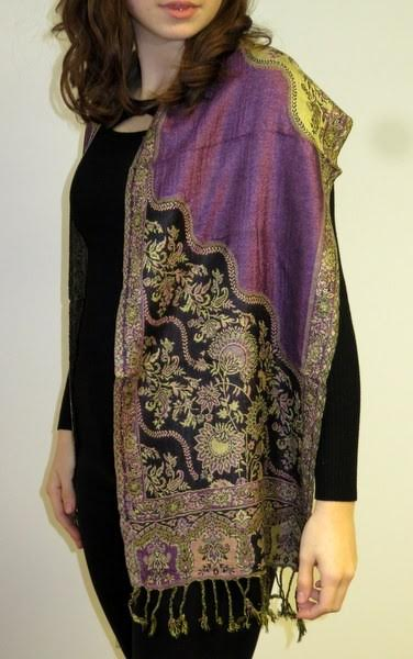 buy pashmina scarves affordable and reversible retail