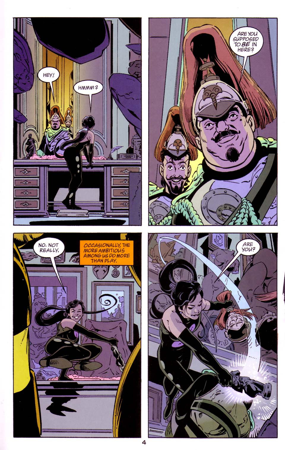 Read online Merv Pumpkinhead, Agent of D.R.E.A.M. comic -  Issue # Full - 6