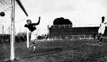 """9. 0'50"""" (Adalbert Desu) - Romania V Peru (1930)"""