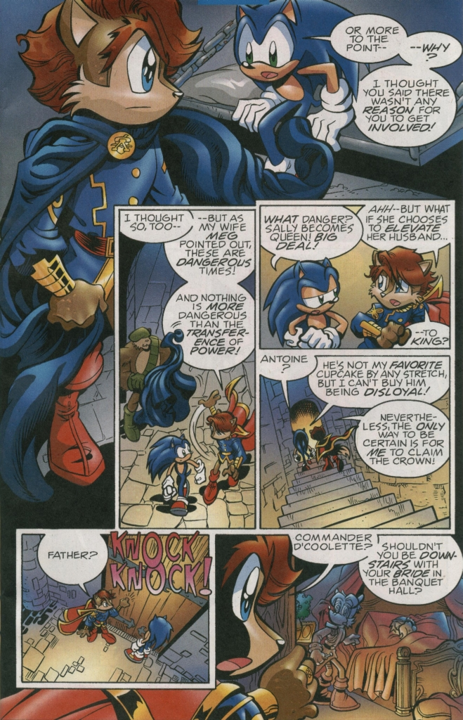Read online Sonic The Hedgehog comic -  Issue #156 - 13