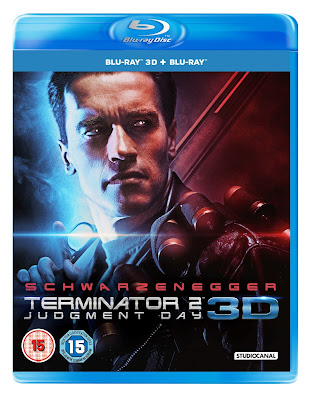 TERMINATOR 2: JUDGMENT DAY blu-ray 3d