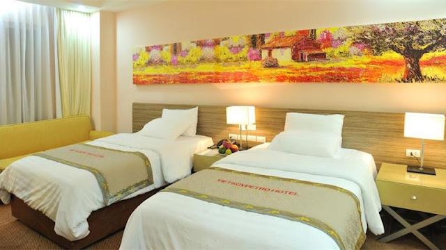 Khách sạn Vietsovpetro Đà Lạt gần hồ xuân hương rất chất
