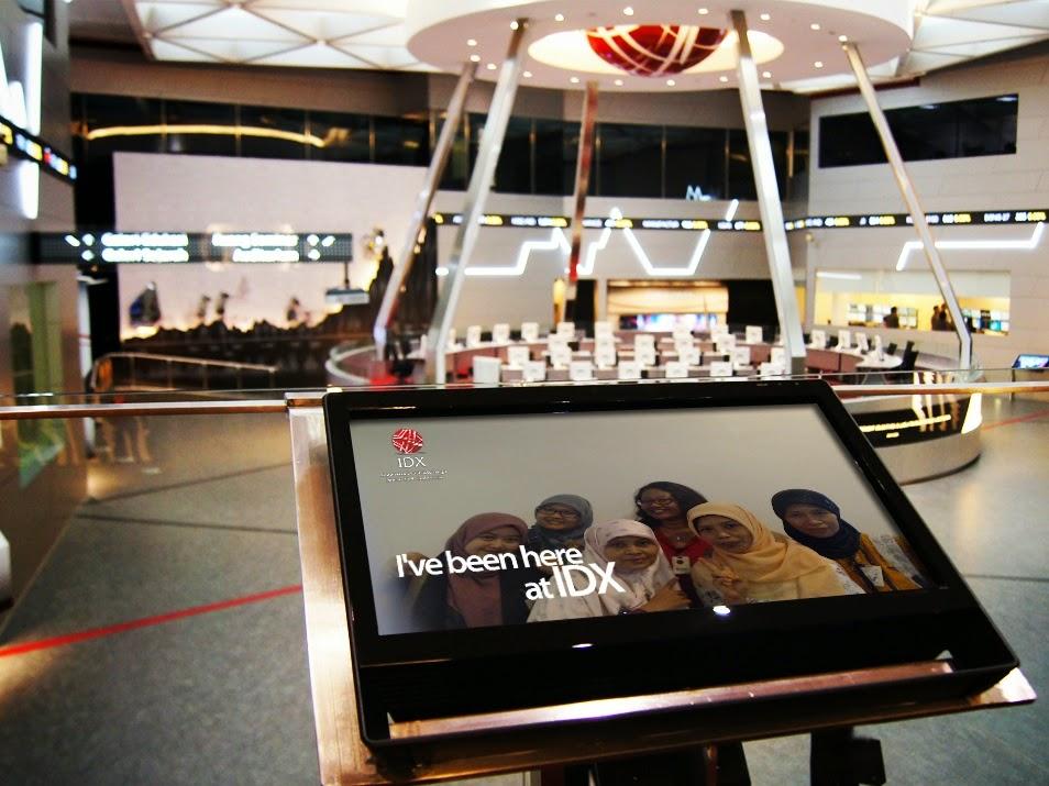 photo dari gedung IDX