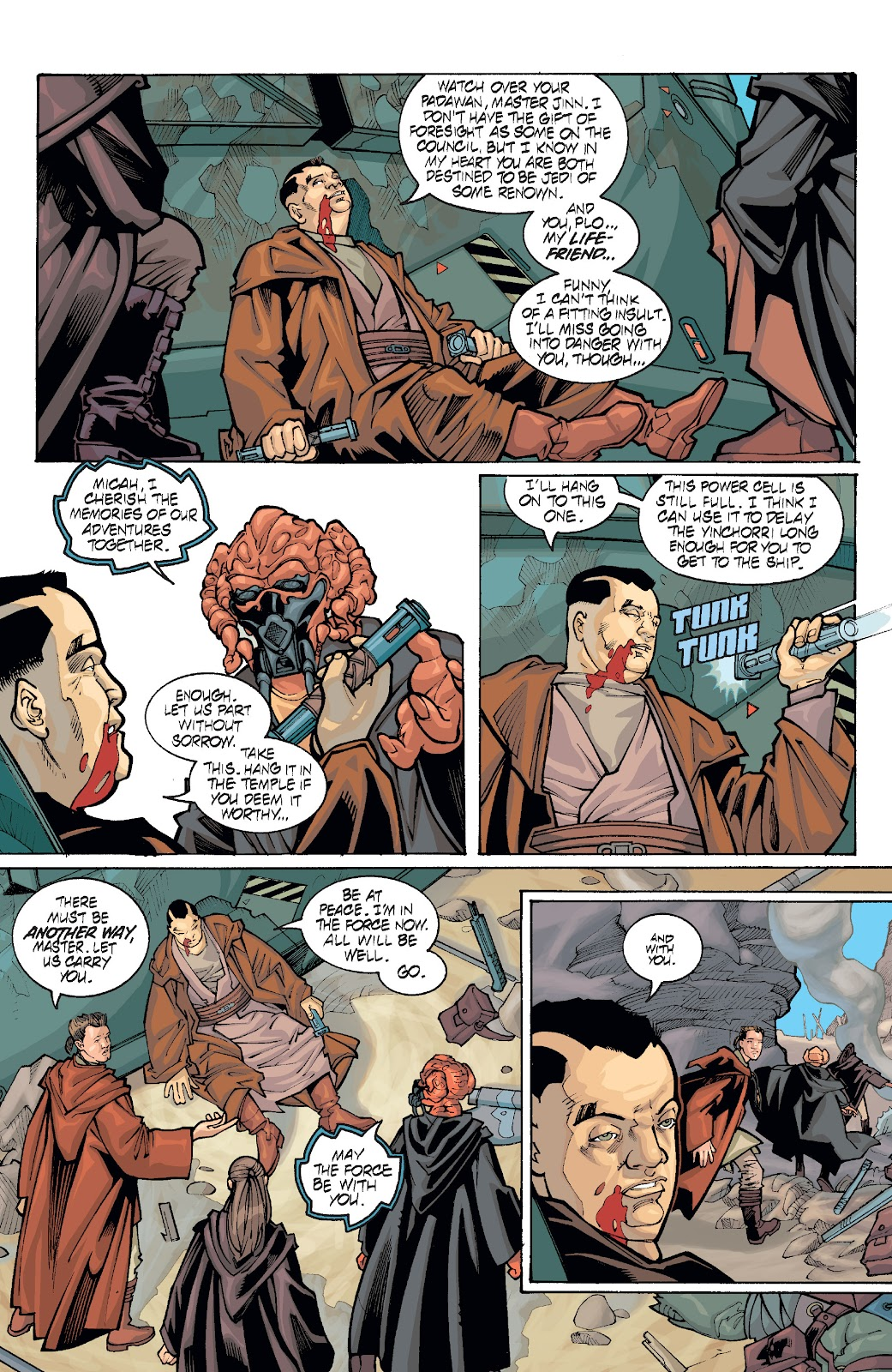 Read online Star Wars Legends: Rise of the Sith - Epic Collection comic -  Issue # TPB 1 (Part 5) - 44