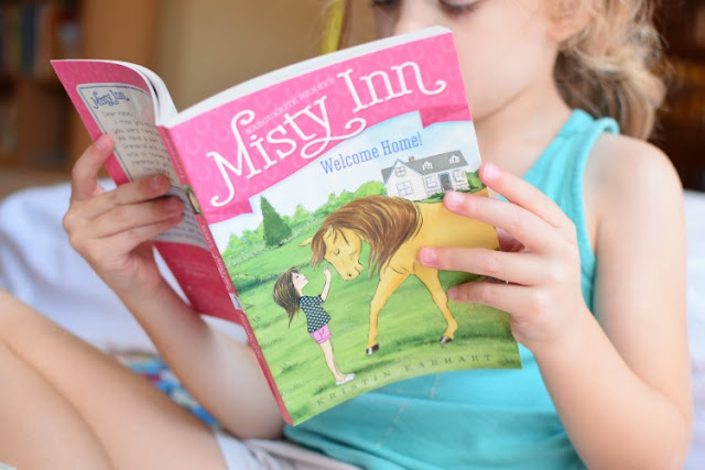 Misty Inn, part of August reading roundup favorite book selections