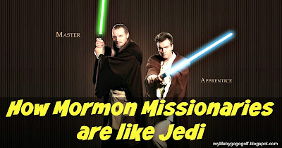 Jedi, Mormons, LDS, May The 4th Be With You