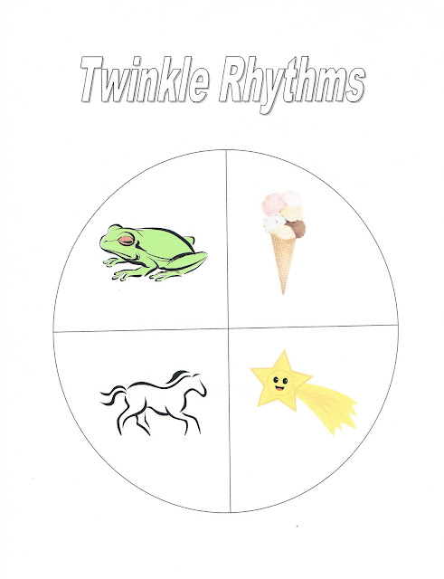 A Teacher without a Class: Suzuki Saturday #2: Twinkle Rhythms