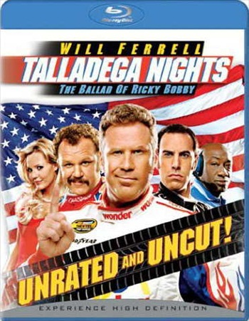 Talladega Nights The Ballad Of Ricky Bobby 2006 UNRATED Dual Audio Bluray Movie Download