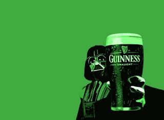 St. Patrick's Day Guinnes Beer Wallpaper