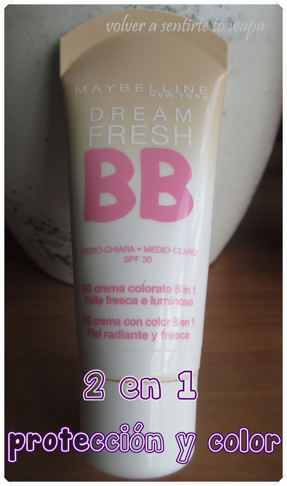 BBCream de MAYBELLINE