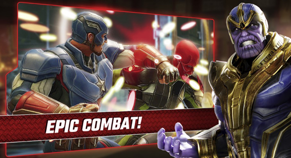 Marvel Strike Force Mod Apk for Android