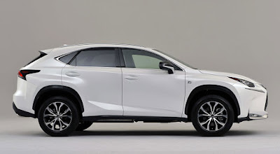 The Lexus Life: Lexus NX the Most Popular Luxury Vehicle on Google Search in 2015