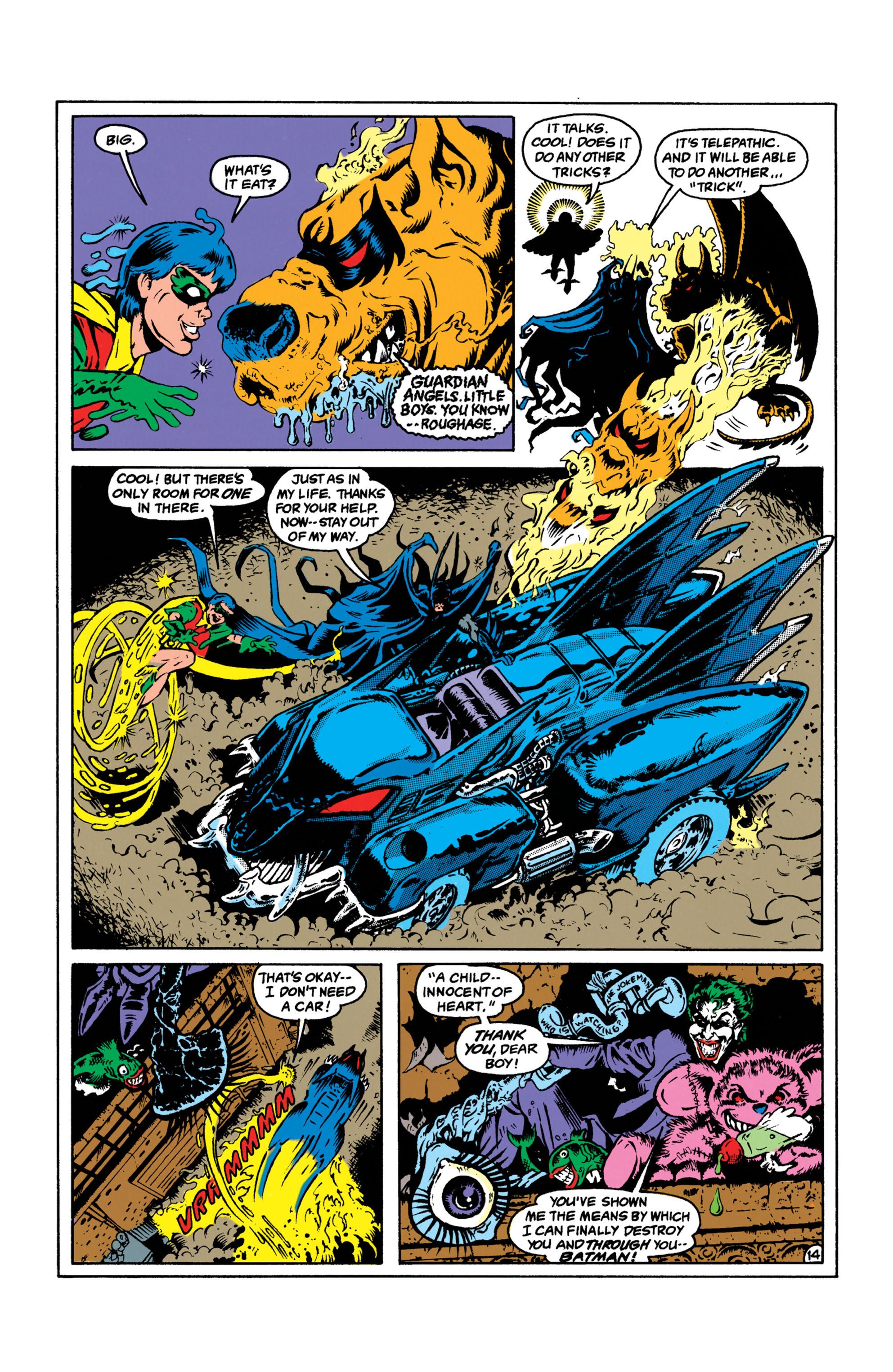 Detective Comics (1937) 623 Page 14