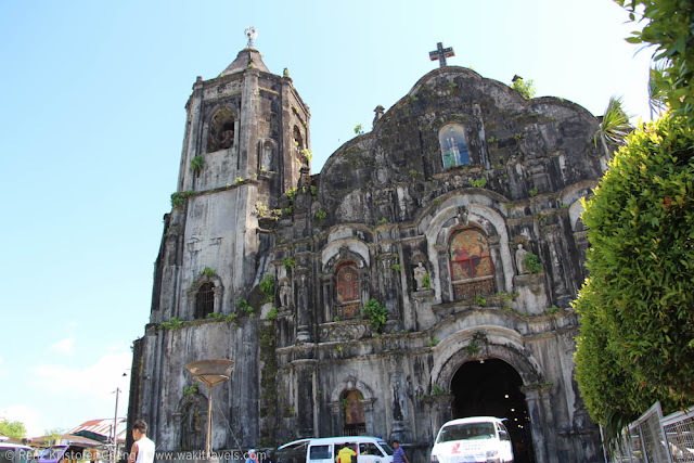 St. Louis Bishop Parish Church in Lucban, Quezon
