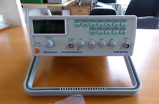 Darmatek Jual GW Instek GFG-8216A Analog Function Generator