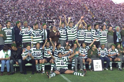 Soccer, football or whatever: Sporting Clube de Portugal Greatest All-Time Team