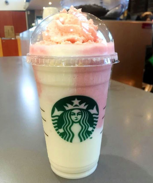 Starbucks Pokéball Frappuccino – Catch One Today! - Fast Food Menu & Prices