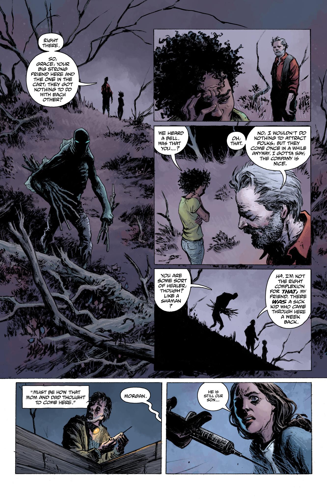 Read online Abe Sapien comic -  Issue #13 - 12
